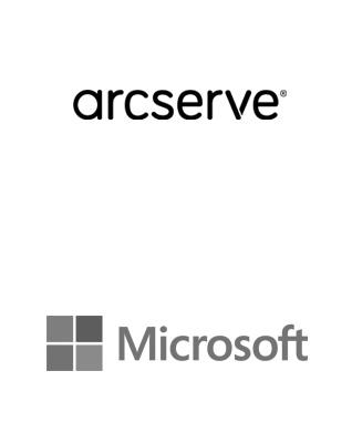 arcServe_microsoft